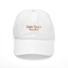 Santa Monica, California Baseball Cap