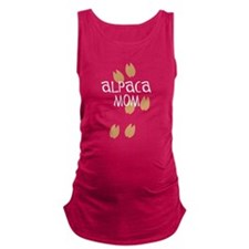 Alpaca Mom Maternity Tank Top