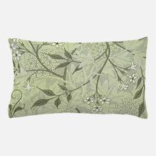 William Morris Jasmine Wallpaper Pillow Case