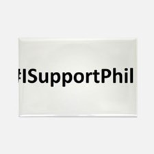 #ISupportPhil Magnets