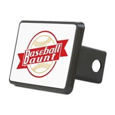 Baseball Aunt Hitch Cover