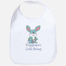 Nagypapa Little Bunny Bib