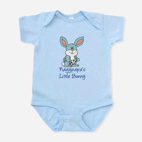 Nagypapa Little Bunny Body Suit