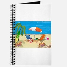 Summer Beach Fun Journal