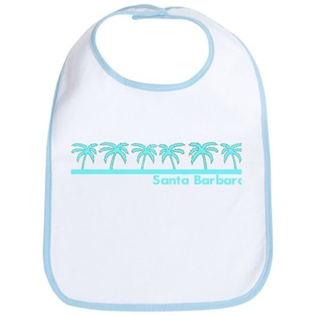 Santa Barbara, California Bib
