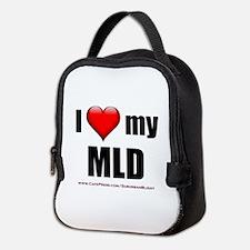 """Love My MLD"" Neoprene Lunch Bag"