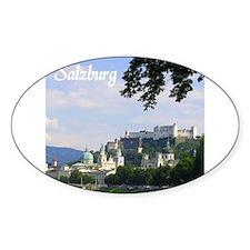 Salzburg souvenir Decal