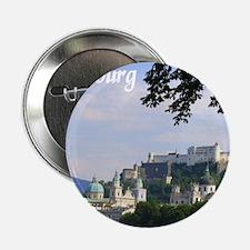 """Salzburg souvenir 2.25"""" Button"""