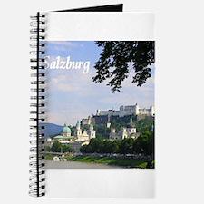 Salzburg souvenir Journal