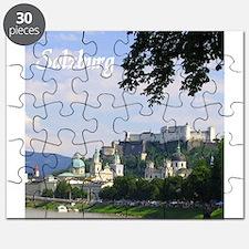 Salzburg souvenir Puzzle