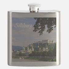 Salzburg souvenir Flask