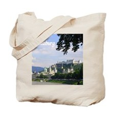 Salzburg souvenir Tote Bag