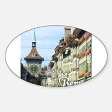Bern Switzerland souvenir Decal
