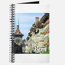 Bern Switzerland souvenir Journal