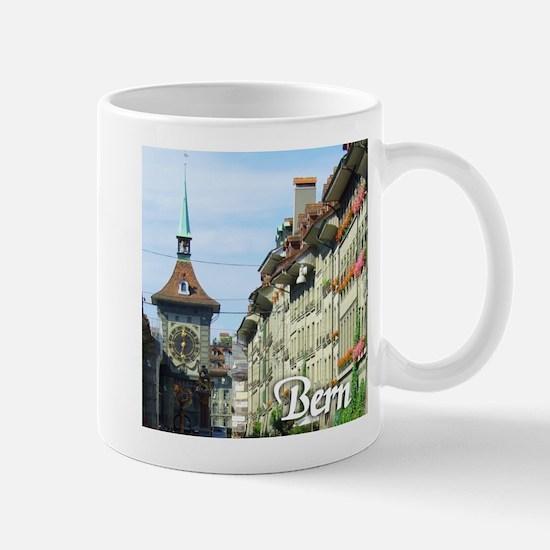 Bern Switzerland souvenir Mugs