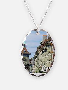 Bern Switzerland souvenir Necklace