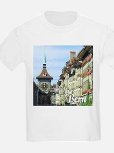Bern Switzerland souvenir T-Shirt