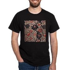 William Morris Grafton Wallpaper T-Shirt