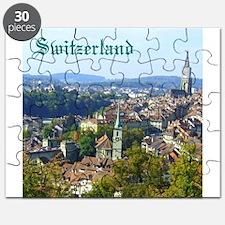 Switzerland Swiss souvenir Puzzle