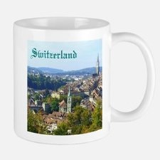 Switzerland Swiss souvenir Mugs