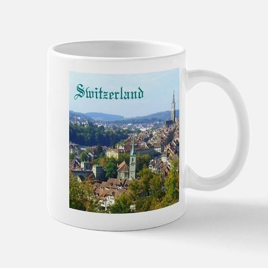 Switzerland Swiss souvenir Mugs