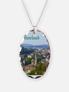 Switzerland Swiss souvenir Necklace