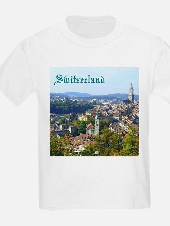 Switzerland Swiss souvenir T-Shirt