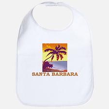 Santa Barbara, California Bib