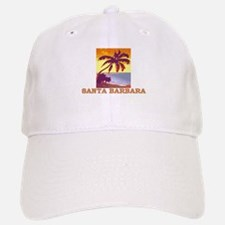 Santa Barbara, California Baseball Baseball Cap