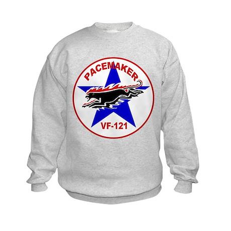 VF 121 Pacemaker Kids Sweatshirt