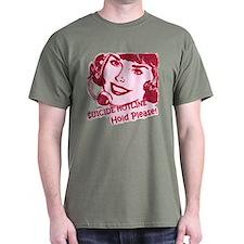 Suicide Hotline T-Shirt