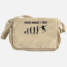 Custom Skateboard Evolution Messenger Bag