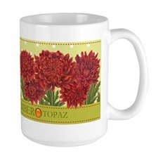 Birth Flower And Gem November Mug