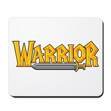 Warrior @ eShirtLabs.Com Mousepad