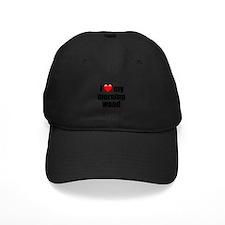 """Love My Morning Wood"" Baseball Cap"