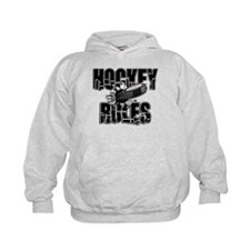 Hockey Rules Hoody