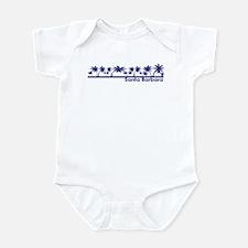 Santa Barbara, California Infant Bodysuit