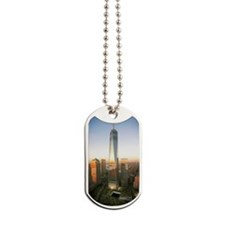 Freedom Tower Dog Tags