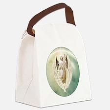 Angel Gabriel Canvas Lunch Bag
