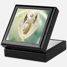 Angel Gabriel Keepsake Box