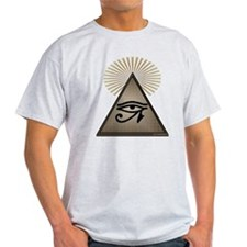 ASE Horus Eye Pyramid T-Shirt