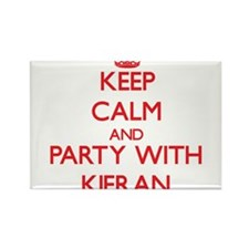 Keep Calm and Party with Kieran Magnets