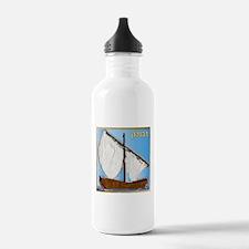 12 Tribes Israel Zebulun Water Bottle