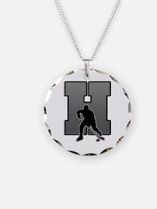 Hockey Necklace