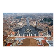 St. Peter's Basilica Postcards (Package of 8)