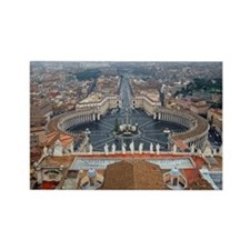 St. Peter's Basilica Rectangle Magnet