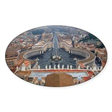 St. Peter's Basilica Decal