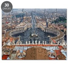 St. Peter's Basilica Puzzle