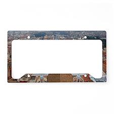 St. Peter's Basilica License Plate Holder