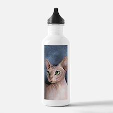 Cat 578 Sphynx Water Bottle